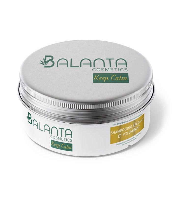 Balanta Cosmetics - Shampooing Solide Touloucouna